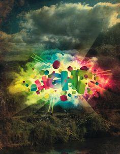 Create a colourful 3D text explosion - Tutorials - Digital Arts