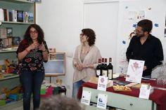 Libri al sette @ Carugo - aprile 2016. Presentazione del Trattato sui vini. Libraia ed editori!