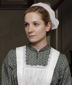 Anna Smith, Downton Abbey (Joanne Froggatt)