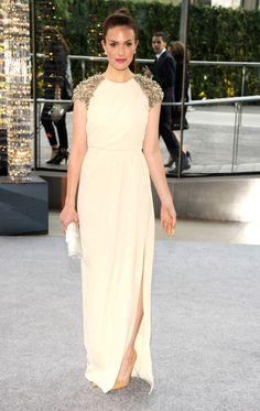 Mandy Moore at the 2012 CFDA Awards