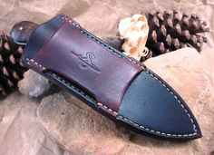Custom Bushfinger Sheath