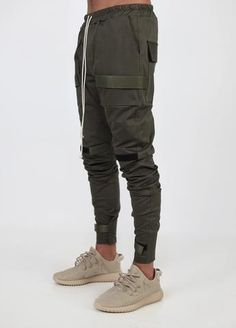 Khaki Scratch V2 Pants