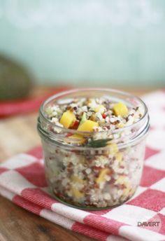 Fruchtig-scharfer Quinoa-Salat mit Mango & Avocado | Davert GmbH - Naturkost