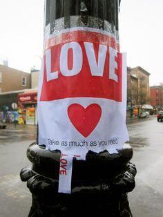 amor para quem precisa