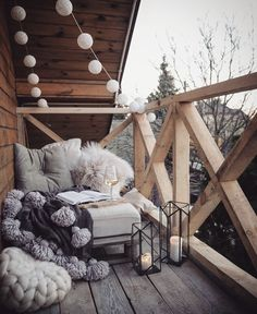Cozy decorating idea