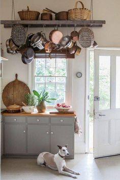 So kannst du am schönsten eine Leiter in dein Interieur einarbeiten - Küche