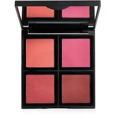 Forever 21 e.l.f. Dark Blush Palette ($7.90) ❤ liked on Polyvore featuring beauty products, makeup, cheek makeup, blush, beauty and forever 21