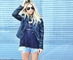 Wearing Leather Jackets – Doing it With Style!
