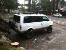 chevy+astro+camping | 4x4 Astro V8 Camper Van, US $15,500.00, image 9