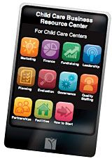 Business tools for family child care providers.