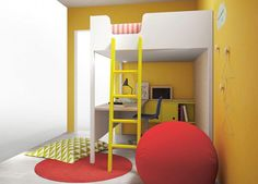 Buy Nidi Modern Kids Bedroom Furniture Online at Mood #OfficeFurniture