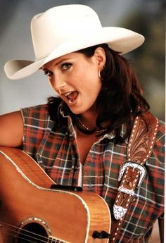 Terri Clark should be a bigger star than she is. What do you think?