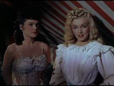 Marilyn Monroe - A Ticket to Tomahawk - YouTube