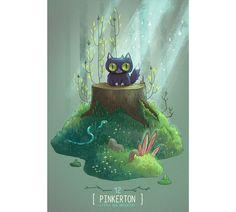https://www.behance.net/gallery/27041291/Pinkerton-Little-Big-Adventure