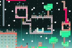Toca Blocks lets kids create their own sticky, bouncy universes