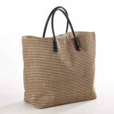 0ed635067402 Taleen Collection Striped Design Jute Handbag Handbag Accessories, Fashion  Accessories, Jute Bags, Handbags