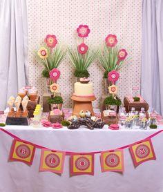 Spring Garden Party | CatchMyParty.com