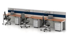 November 2016 Product of the Month: Capture - Benching and Desking Systems, Cubicles and Systems.
