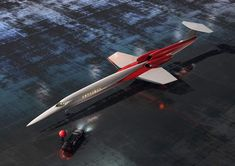 The new AS2 supersonic private jet, is being built by Airbus and Aerion, can go from London to New York in three hours.The Aerion AS2 private craft, that looks like the Lockheed F-104 Starfighter, the first capable