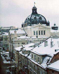Lviv, UKRAINE , from Iryna