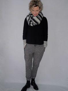 Jogpant auch im Winter! | women2style