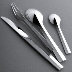 Stainless Steel Dinnerware by Zermatt - $90