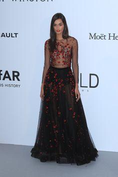Gizele Oliveira in Yanina Couture