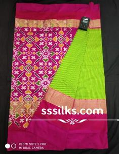 Pochampalli ikat silk saree was made with fine quality of silk threads with zari border with a beautiful design by using special weaving method for all the women which looks traditionally rich in any occasion. Beautiful saree in attractive design with unique designed pallu and blouse with silk threads.our weavers specially designed for all the women with specifically picked pure silk threads that feels comfort, simple, lite weight. Handloom Saree, Silk Sarees, Simple Blouse Designs, Saree Border, Traditional Looks, Beautiful Saree, Silk Thread, Pure Silk, Ikat