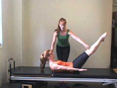 Pilates Exercise Video: The Hundred