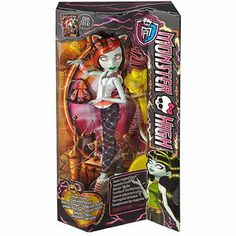 Monster High Freaky Fusion Scarah Doll