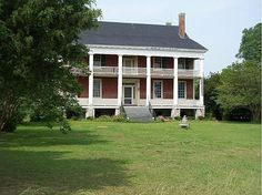 North carolina home with pre Civil War dungeon