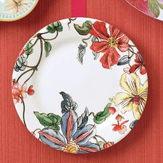 You can buy a new china pattern, but hey, it's still a plate. - Catherine Newman.