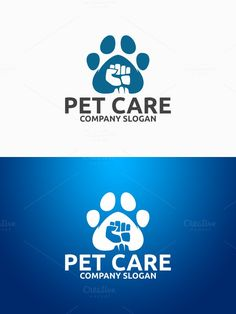 Pet Care Logo. Logo Templates. $29.00