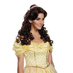 Belle Ultra Prestige Adult Wig - 395671 | trendyhalloween.com