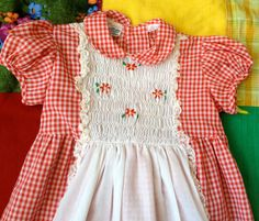 Polly Flinders Maxi Dress 2T by lishyloo on Etsy, $20.00
