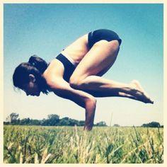 #Crow #Bakasana #yoga