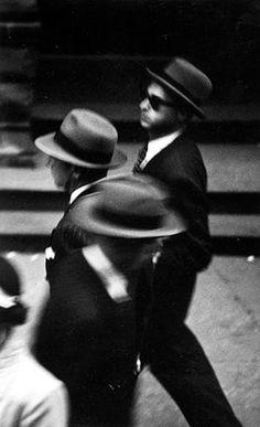 Saul Leiter: Hats, c 1948