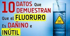 El fluoruro es un medicamento tóxico que puede afectar negativamente a los huesos, el cerebro, la glándula pineal, y mucho más.