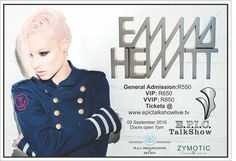 Book tickets for EMMA HEWITT IN SA WITH THE E.P.I.C.TalkShow Production Series! You Changed, World, Books, Libros, Book, The World, Book Illustrations, Libri