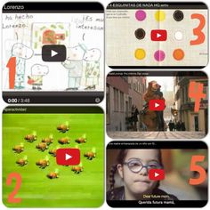5 vídeos cortos para trabajar                                       la atención a la diversidad con                                       nuestros alumnos