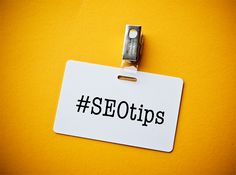 #SEOtips Write good content for your website to get picked up in search engine results more frequently. Don't stuff the page with a keyword for your topic, just make the page original and helpful for readers while working that keyword in where it makes sense.