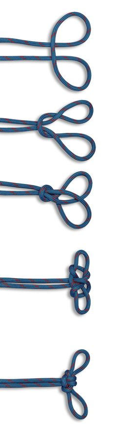 How to tie a Spanish Bowline                                                                                                                                                                                 More