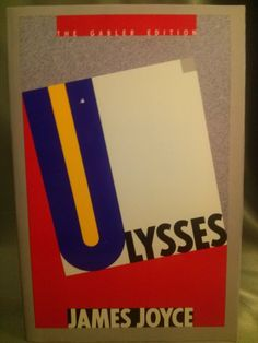 James Joyce ULYSSES The Gabler Edition ( New) : Lot 95