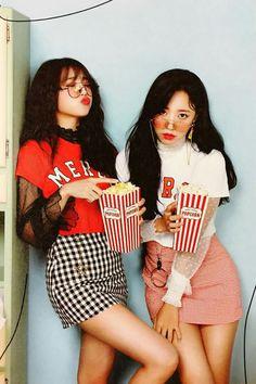 Jeong Eun Ji & Kim Nam Joo Apink