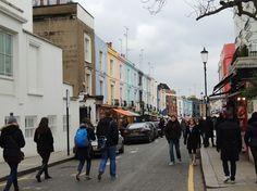 Um Lugar Chamado Notting Hill #viagem #turismo