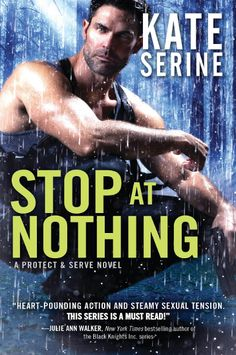 {Review} Stop at Nothing by Kate SeRine
