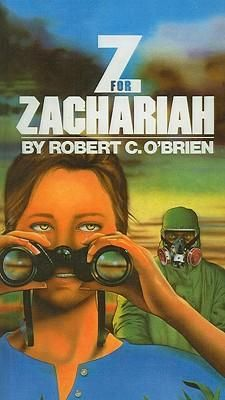 One book every middle schooler should read is Z for Zachariah!  Still one of my favorites!