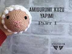 Amigurumi Kuzu Yapımı |Amigurumi Sheep Tutorial | Part 1 | MrsYumak - YouTube