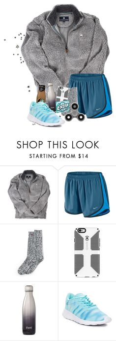 """Just watched Wonder Women"" by pinkrasberry on Polyvore featuring NIKE, Lands' End, Speck, S'well and adidas"