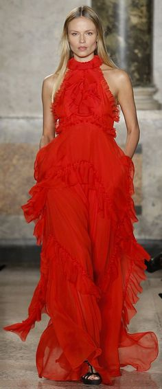 Peter Dundas's final collection for Emilio Pucci, Fall 2015